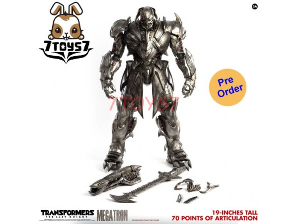 "[Pre-order] 3A ThreeA 19"" Transformers The Last Knight - MEGATRON_ Standard Box Set _3A389Y"