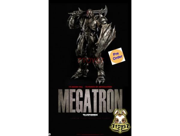 "[Pre-order] 3A ThreeA 19"" Transformers The Last Knight - MEGATRON_ Deluxe Box Set _3A389Z"