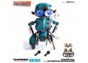 [Pre-order] 3A ThreeA 1/6 Transformers The Last Knight: Autobot Sqweeks_ Retail Version Box Set _3A355Z