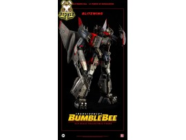 "3A ThreeA 10.6"" Transformers DLX Bumblebee - Blitzwing_ Box Set _3A402Z"