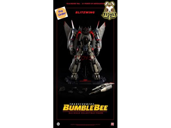 "[Pre-order] 3A ThreeA 10.6"" Transformers DLX Bumblebee - Blitzwing_ Box Set _3A402Z"