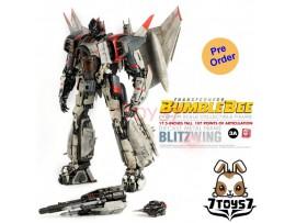 "[Pre-order] 3A ThreeA 17.5"" Premium Scale: Transformers Bumblebee - Blitzwing_ Box Set _3A415Z"