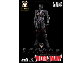 Threezero 1/6 Ultraman Suit Stealth Version Box Set _Retail Edition 3A373Z