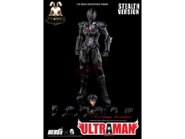 Threezero 1/6 Ultraman Suit Stealth Version Box Set _Retail Edition 3A373Z