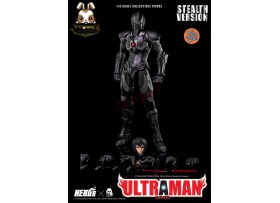 [Pre-order] Threezero 1/6 Ultraman Suit Stealth Version Box Set _Retail Edition 3A373Z