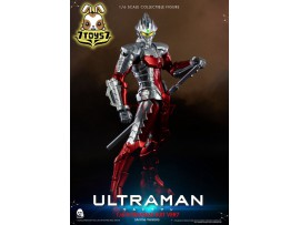 Threezero 1/6 Ultraman Suit Ver7 Anime Version_ Box Set _3A398Z