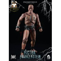 Threezero 1/6 Victor Frankenstein Prometheus_ Box Set _Monster Now 3A299Z