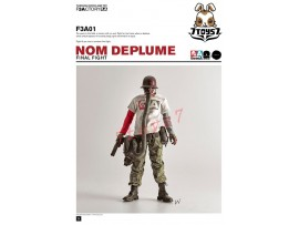 3A ThreeA 1/6 NOM Deplume Final Fight (Bambaland Version)_ Box Set _Ashley Wood 3A366Z