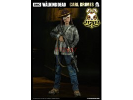 Threezero 1/6 Walking Dead - Carl Grimes_ Box Set _TV Now 3A393Z