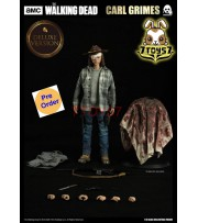 [Pre-order] Threezero 1/6 Walking Dead - Carl Grimes_ Deluxe Box Set _TV Now 3A393Y