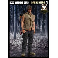 Threezero 1/6 Walking Dead - Daryl Dixon_ Box Set _Now 3A358Z