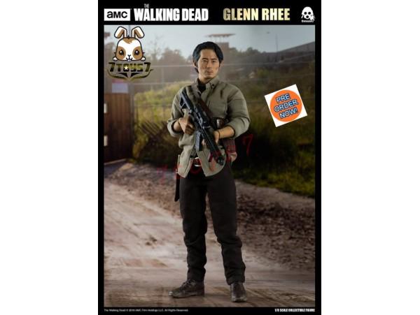 [Pre-order] Threezero 1/6 The Walking Dead - Glenn Rhee_ Box Set _AMC TV 3A379Z