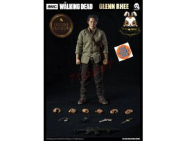 [Pre-order] Threezero 1/6 The Walking Dead - Glenn Rhee_ Deluxe Box Set _AMC TV 3A379Y