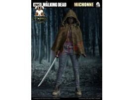 Threezero 1/6 The Walking Dead - Michonne_ Box Set _AMC TV Now 3A156Y