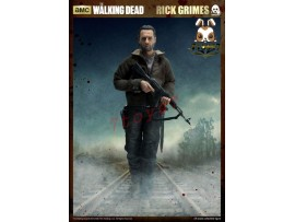 Threezero 1/6 AMC Walking Dead - Rick Grimes_ Box Set _Andrew Lincoln Now 3A274Z