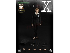 Threezero 1/6 The X Files - Agent Scully_ Deluxe Box Set _TV Movie Now 3A382Y