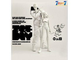 3A ThreeA 1/6 ZEF DIY SET_ Exclusive Box _Ashley Wood 3A363Y