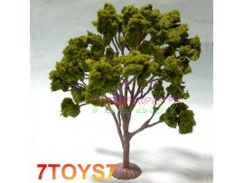 Tomytec 1/150 Diorama Tree 01 Keyaki Ornamental Bonsai Tree Set /4 _Loose TY013A