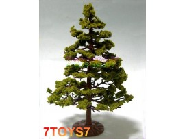 Tomytec 1/150 Diorama Tree 02 Sugi Cinifer Tree Set /3 _Loose TY013B