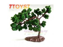Tomytec 1/150 Diorama Tree 03 Kuromatsu Black Pine Tree Set /3 _Loose TY013C