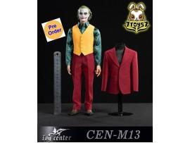 [Pre-order deposit] Toy Center 1/6 CEN-M13 Clown Exclusive Red Suit_ Set _TCR004Z