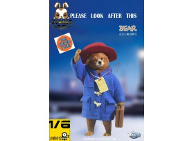 [Pre-order] TOYS CITY 1/6 TC-M9012 Peruvian bear suit_ Set _TC070Z