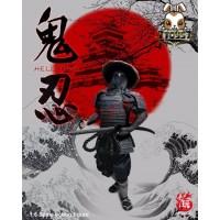 Toys Dao 1/6 TD01 Hell Ninja_ Box Set _Japanese samurai warrior Now ZZ117A