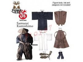Toys Dao 1/6 Samurai Kamishimo Suit_ Set _Japanese warrior ZZ117E