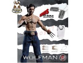 Toys Era 1/12 EA001 Wolfman_ Box Set _Comics TR001Z