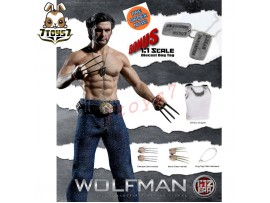 [Pre-order] Toys Era 1/12 EA001 Wolfman_ Box Set _Comics TR001Z
