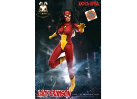 [Pre-order] Toys Era 1/6 TE020 Lady Crimson_ Box Set _Comics ZZ052Q