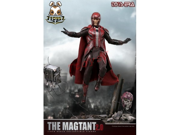 Toys Era 1/6 TE012 The Magtant 2.0_ Box Set _rolling eyes Movie X-Men Now ZZ052J