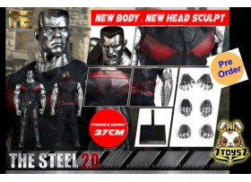 [Pre-order] Toys Era 1/6 PE002 Premium Edition - The Stell 2.0_ Box Set _Movie TR003Z