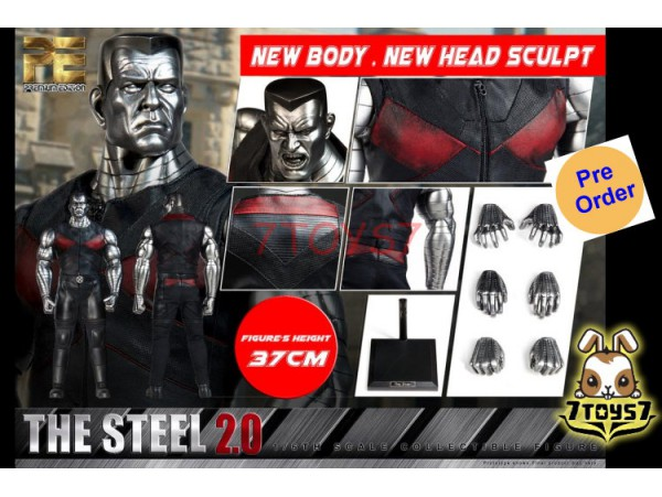 [Pre-order] Toys Era 1/6 PE002 Premium Edition - The Stell 2.0_ Box Set _Movie TR003Z