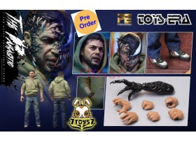 [Pre-order] Toys Era 1/6 PE003 The Parasitic_ Box Set _TR004Y