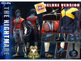 [Pre-order deposit] Toys Era 1/6 TE027EX The ultimate combat suit: Blue Devil_ Deluxe Box Set _Movie TR006Z