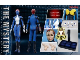 Toys Era 1/6 TE031 The ultimate combat suit: The Mystery_ Box Set _Movie TR010Z