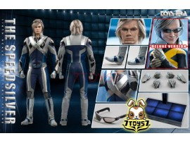 Toys Era 1/6 TE032EX The Ultimate Combat Suit: The Speedsilver_ Deluxe Box set _TR011Y
