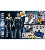 [Pre-order] Toys Era 1/6 TE032EX The Ultimate Combat Suit: The Speedsilver_ Deluxe Box set _TR011Y