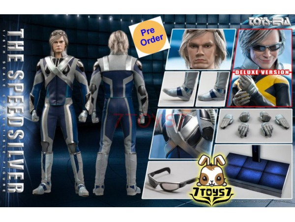 [Pre-order deposit] Toys Era 1/6 TE032EX The Ultimate Combat Suit: The Speedsilver_ Deluxe Box set _TR011Y