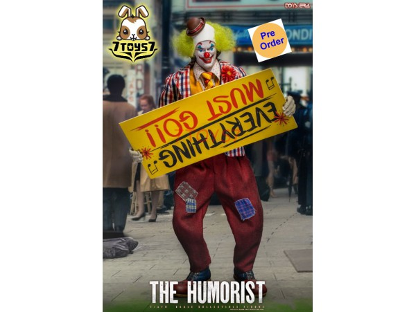[Pre-order deposit] Toys Era 1/6 TE033 The Humorist_ Box Set _TR013Z