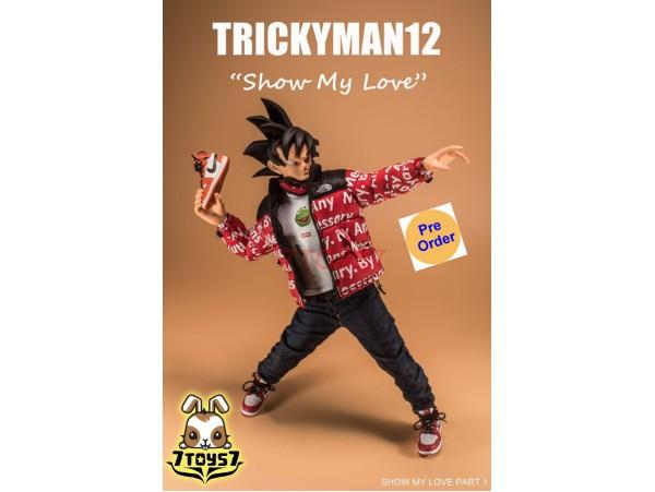 [Pre-order deposit] Trickyman12 1/6 Show My Love Part 1_ Box Set _TKM001W
