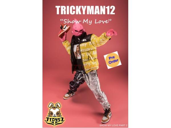 [Pre-order deposit] Trickyman12 1/6 Show My Love Part 2_ Box Set _TKM001X