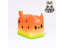 "Unbox Industries x Rato Kim 2"" BSF Summer Fruit BreadCat Vinyl_ Figure _ZZ078L"