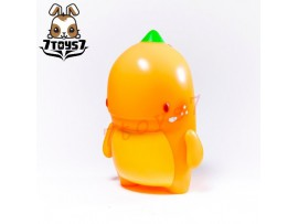 "Unbox Industries 5.5"" Summer Fruit Orange Ngaew Dino Vinyl_ Figure _Pang ZZ078M"
