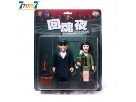 Unbox Industries 6 inches Out of the dark - Anniversary Collectors Edition_ Figure Set _UBX018Z