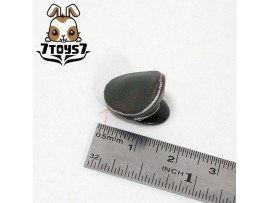Unibrick Minifig German WWII Headwear_ Green Visor Cap _ Custom Brick UN001A