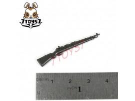 Unibrick Minifig WWII German Soldier_ K98K Rifle _Toys Brick UN003F
