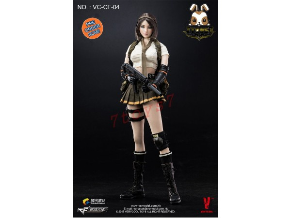 "[Pre-order] Verycool 1/6 VC-CF-04 CrossFire -Double Agent ""Zero""_ Box Set _Games VC055Z"