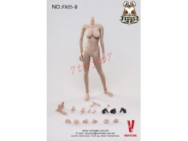 Verycool 1/6 FX05-B Large Bust Female seamless Body_ Set _No Head Now VC040F